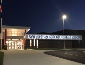 South Spencer High School